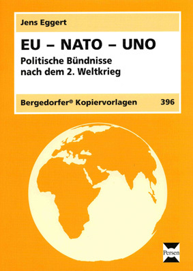 UM Empfehlung: EU – NATO – UNO 1