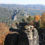 Indian Summer am Rande von Deutschland - Wandern auf dem Malerweg 2