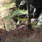 Indian Summer am Rande von Deutschland - Wandern auf dem Malerweg 9