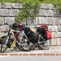 Vor- und Nachteile einer Radreisen mit Kind 5