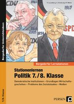 UM: Empfehlung: Stationenlernen Politik 7. und 8. Klasse