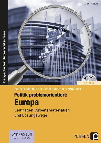 Unterrichtsmaterial Europa – eine Empfehlung