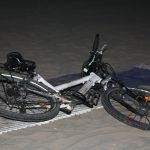 Fahrrad Mond