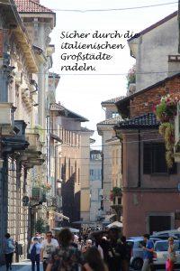 Ueberleben im italienischen Stadtverkehr
