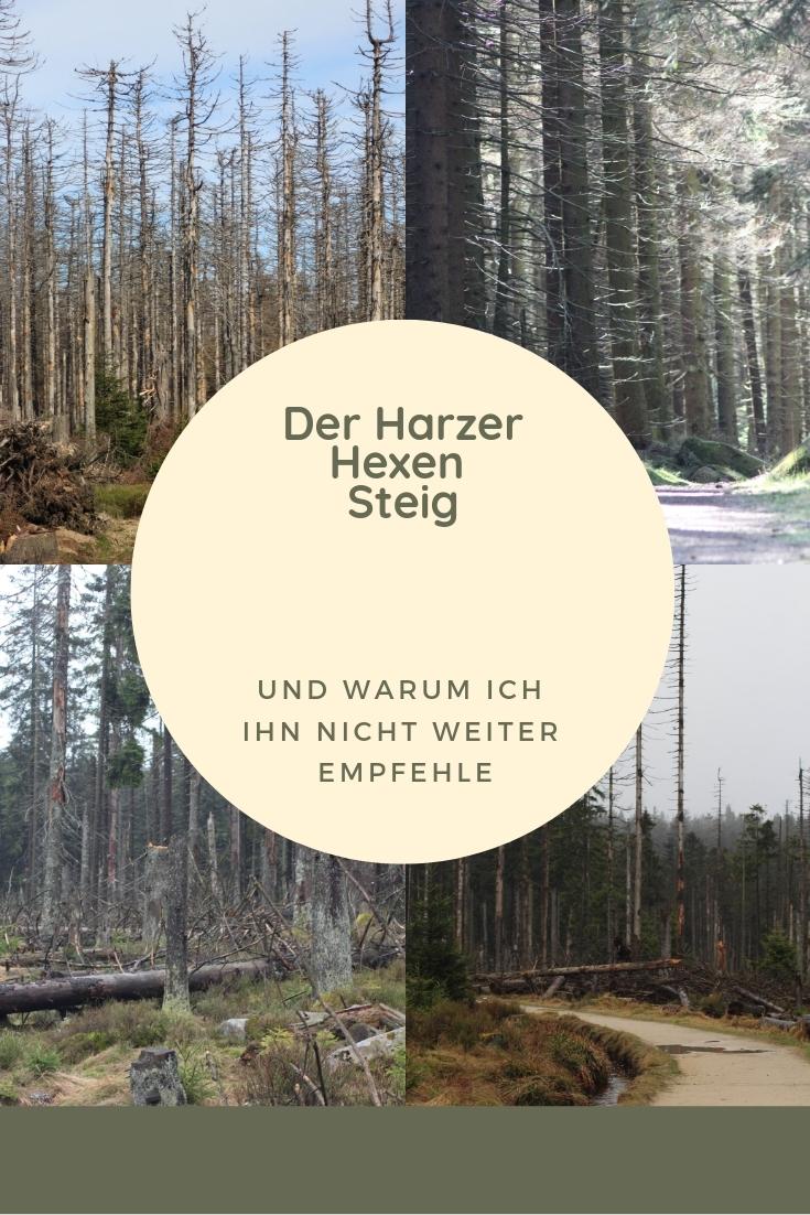 Warum ich den Harzer Hexenstieg nicht weiterempfehlen würde