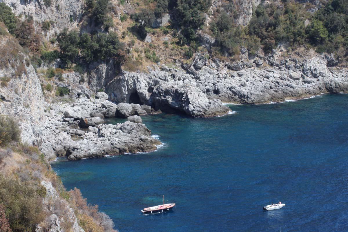 Mit dem Fahrrad kreuz und quer durch Italien - Die Amalfi Küste und der Golf von Neapel 8