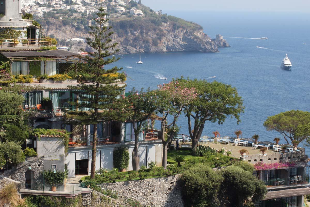 Mit dem Fahrrad kreuz und quer durch Italien - Die Amalfi Küste und der Golf von Neapel 7