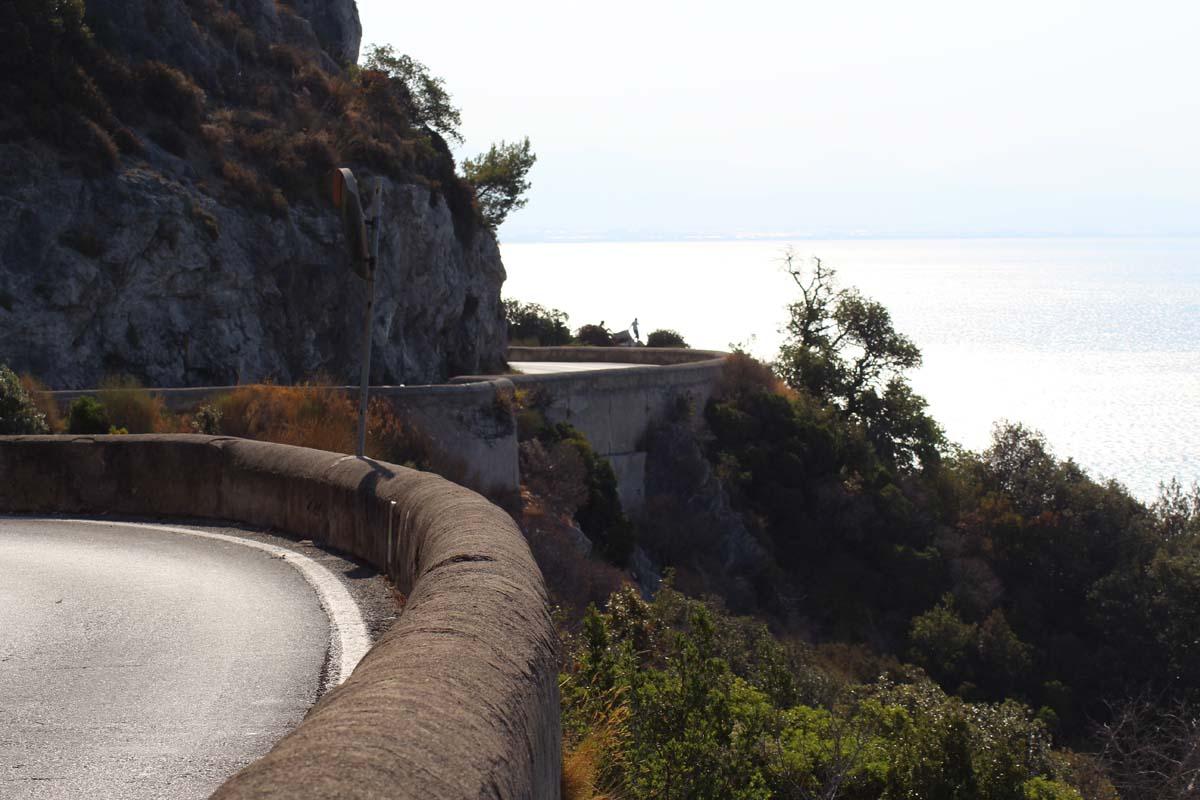 Mit dem Fahrrad kreuz und quer durch Italien - Die Amalfi Küste und der Golf von Neapel 3