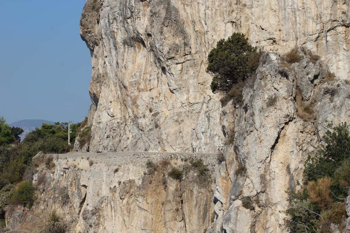 Mit dem Fahrrad kreuz und quer durch Italien - Die Amalfi Küste und der Golf von Neapel 4
