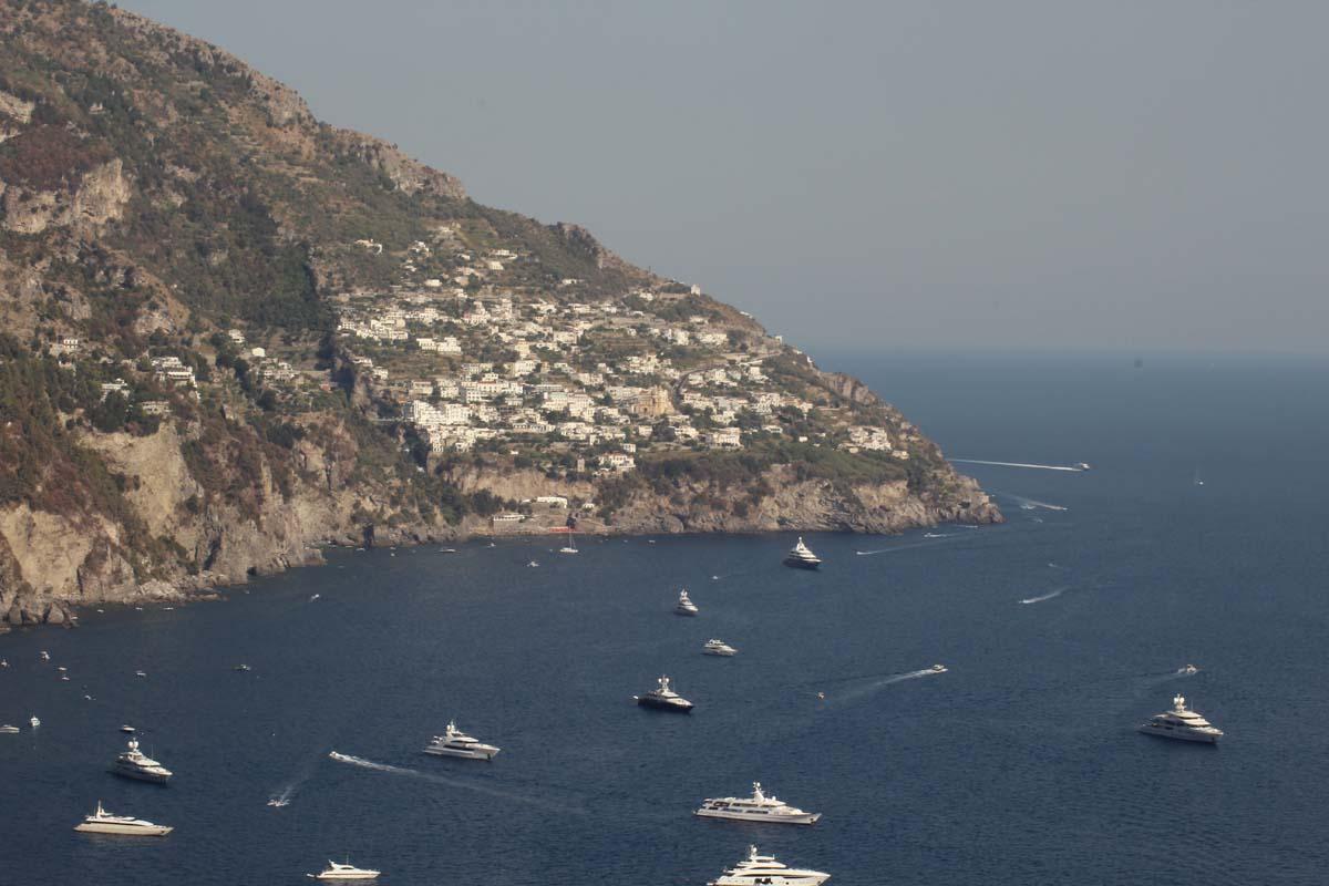 Mit dem Fahrrad kreuz und quer durch Italien - Die Amalfi Küste und der Golf von Neapel 6