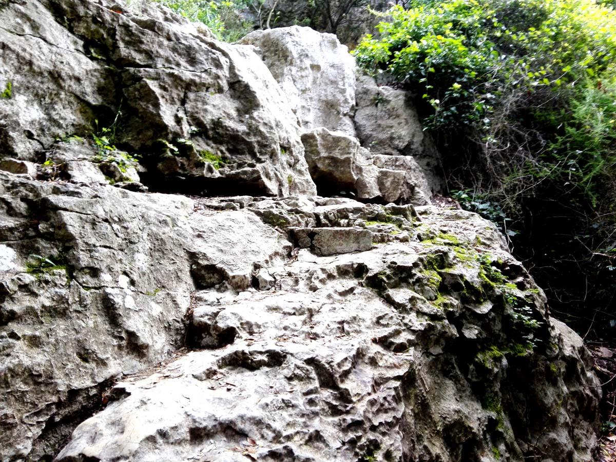 Wanderung durch die Schlucht der Ardèche 1