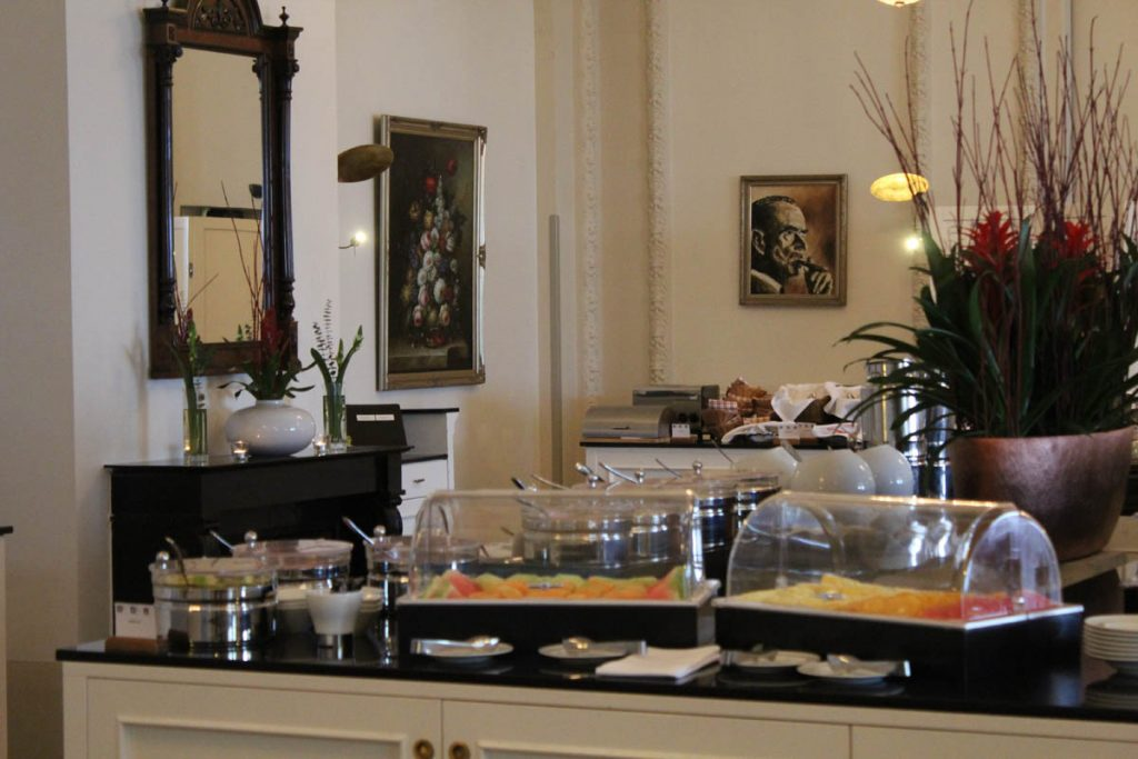 Atlantic Hotel Frühstück
