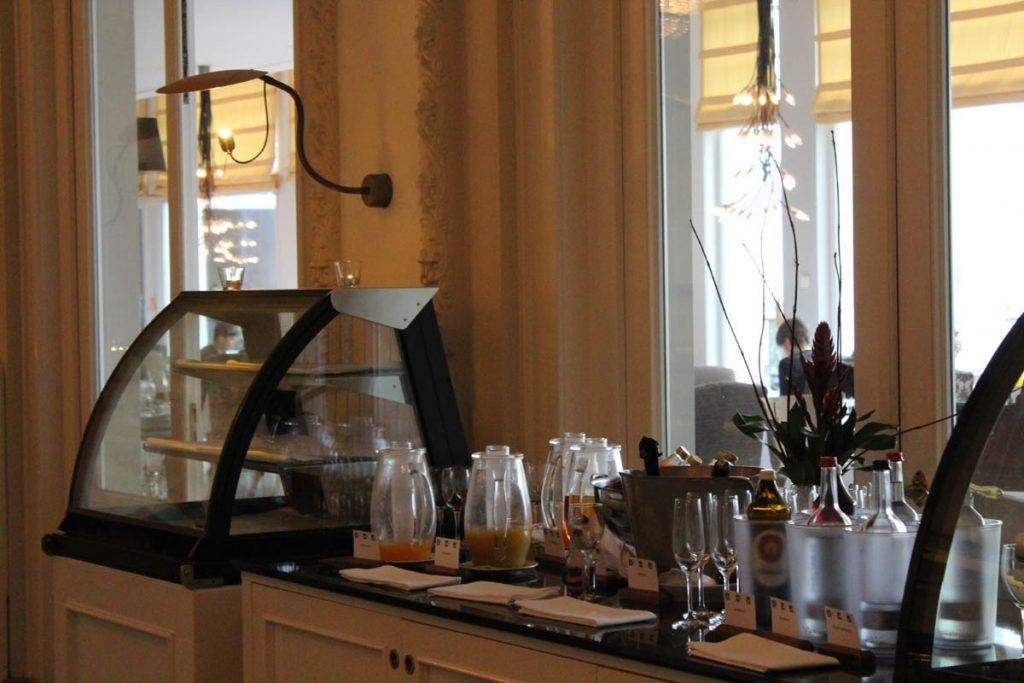 Atlantic Hotel Frühstück 2