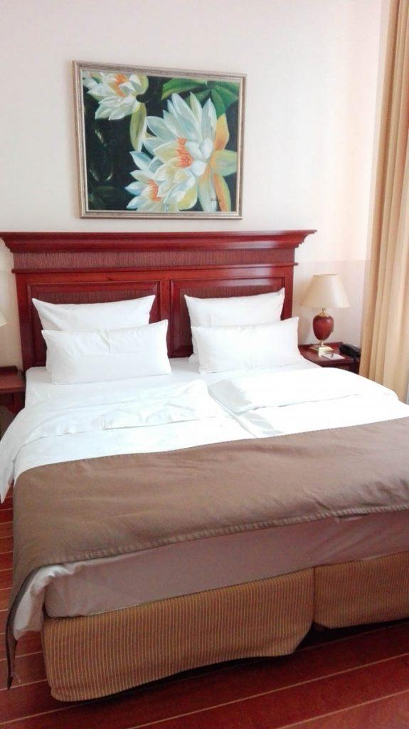 Schlafen Atlantic Hotel Travemünde