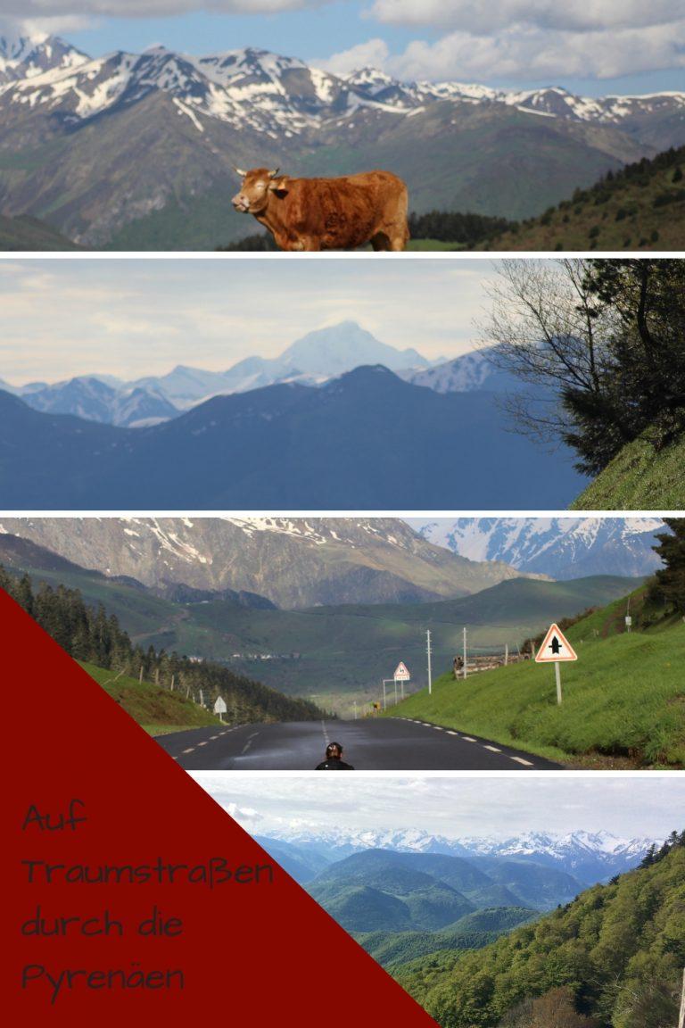 Auf Traumstraßen durch die Pyrenäen