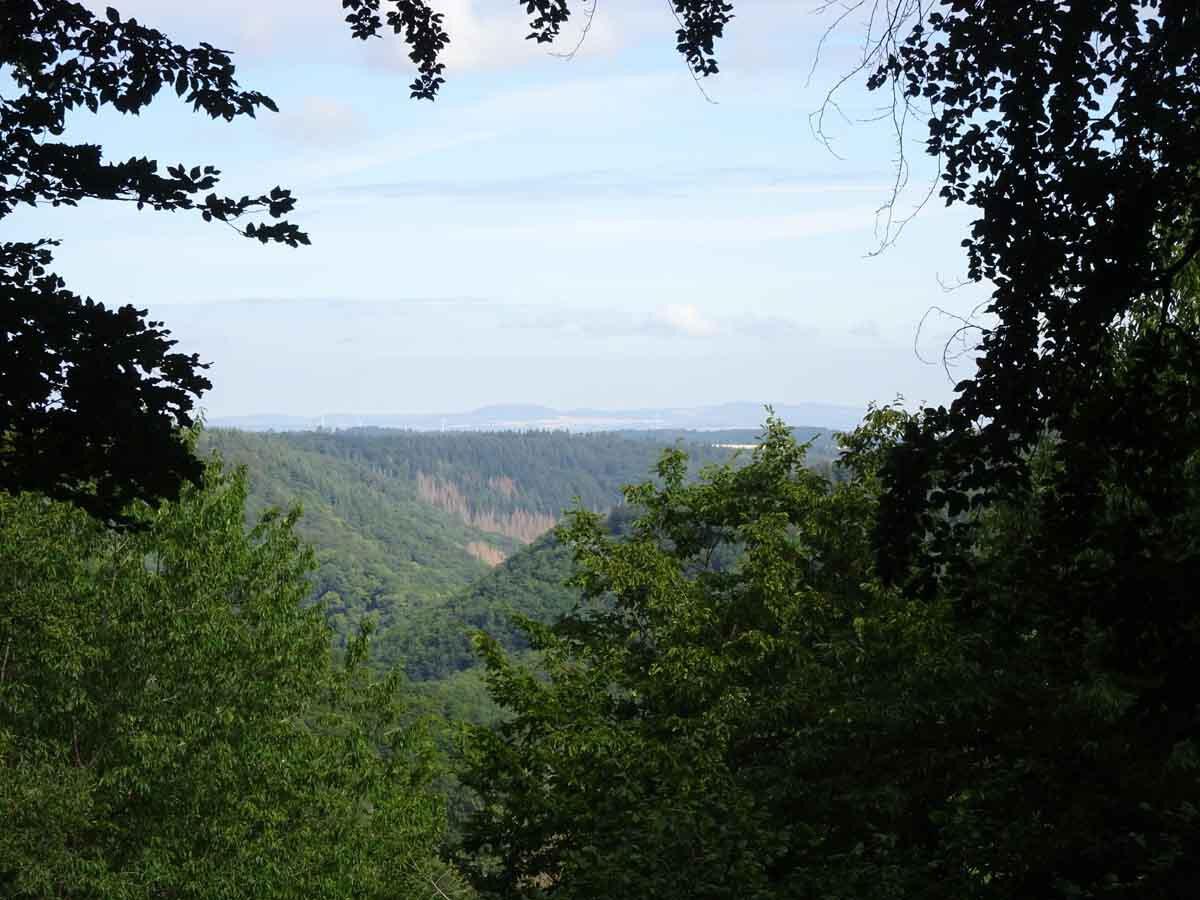 Wanderung durch die wildromantische Baybachklamm 2