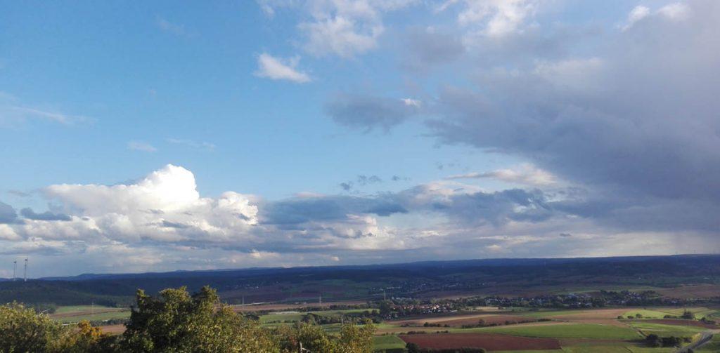 Ausblick Kupferberghütte