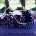 Der Moselradweg - Eine Mutter - Kindtour 19