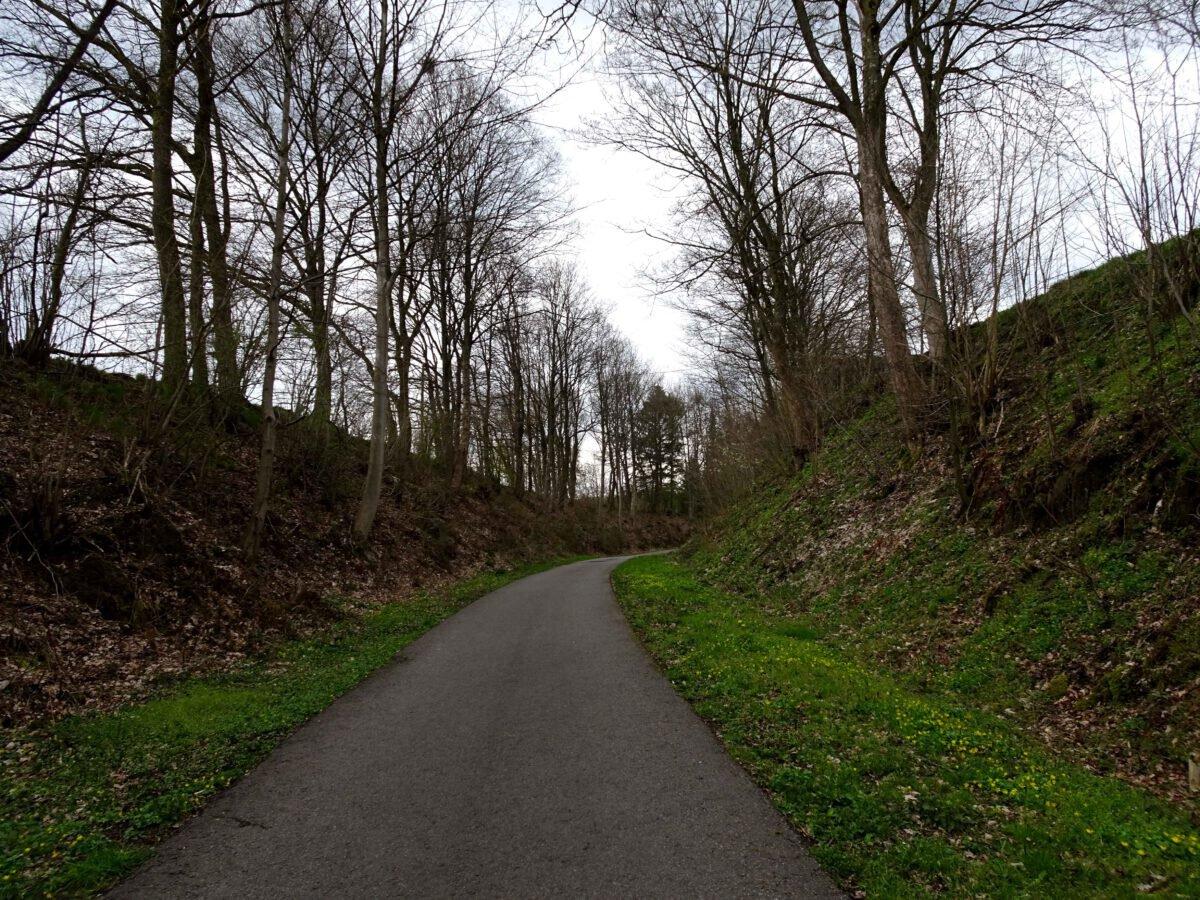 Bahntrassenradweg nach Radevormwald