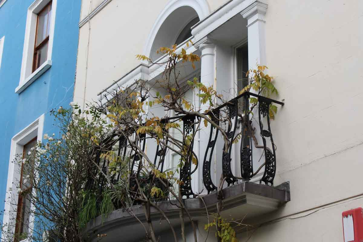 Balkon Notting Hill