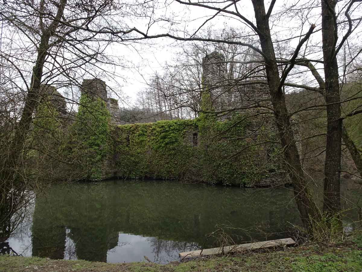 Rundwanderweg: Schloss Gimborn 3