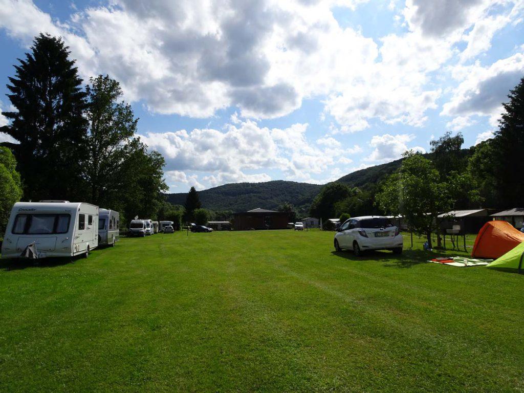 Campingplatz Adenenen
