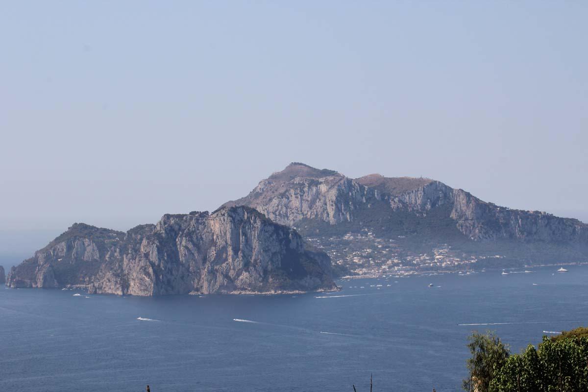 Mit dem Fahrrad kreuz und quer durch Italien - Die Amalfi Küste und der Golf von Neapel 11