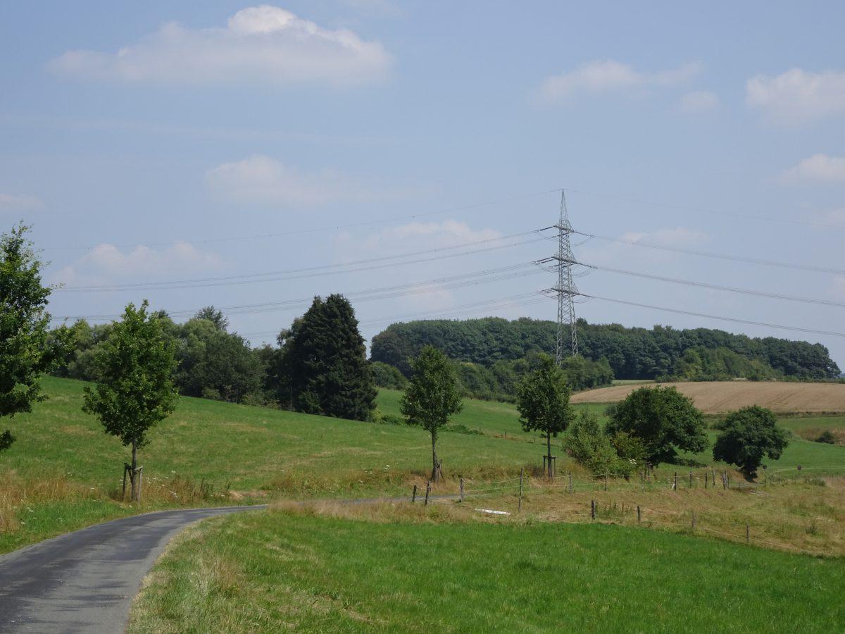 Radfahren im Bergischen Land: Entlang an Bahntrassen und Talsperren 2