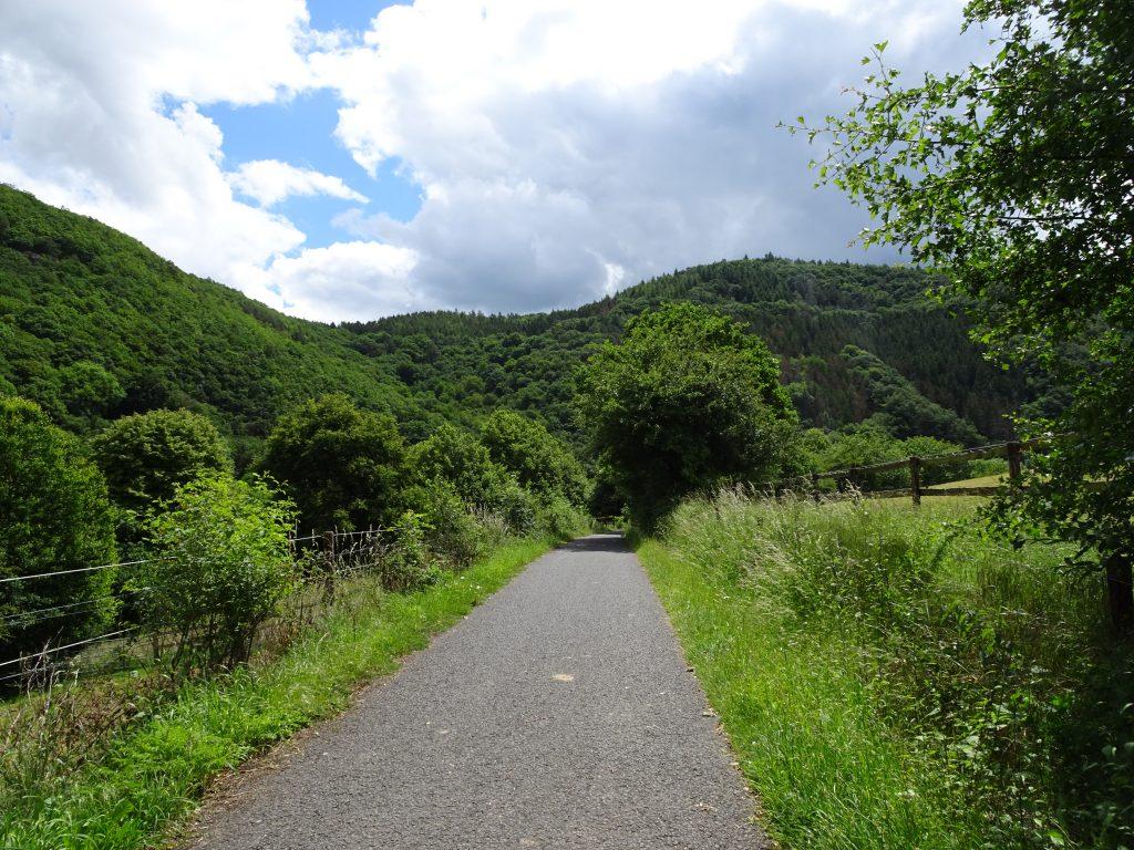 Wanderung Rundwanderweg Nideggen