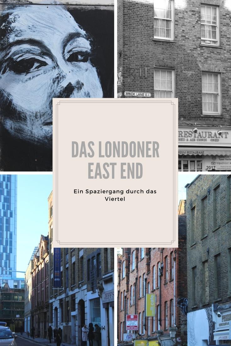 Das Londoner East End – ein Spaziergang durch das Viertel