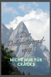 Der Dolomitenradweg