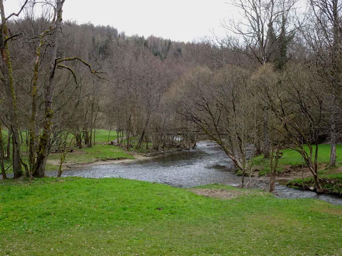 Rundwanderweg Limbach Klamm Deutsches Eck Westerwald