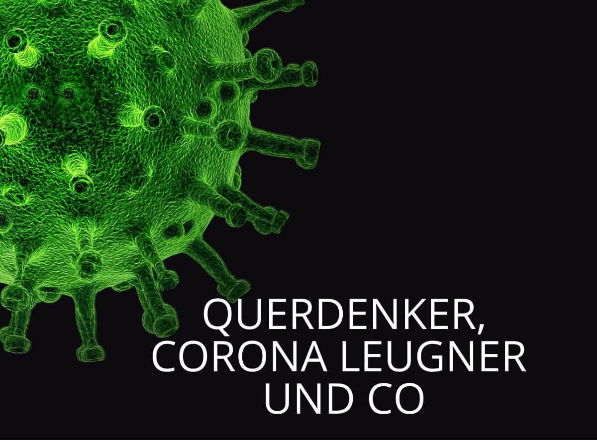 Unterrichtsmaterial Querdenker, Corona Leugner und Co 1