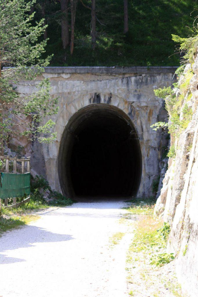 Der Dolomitenradweg 1
