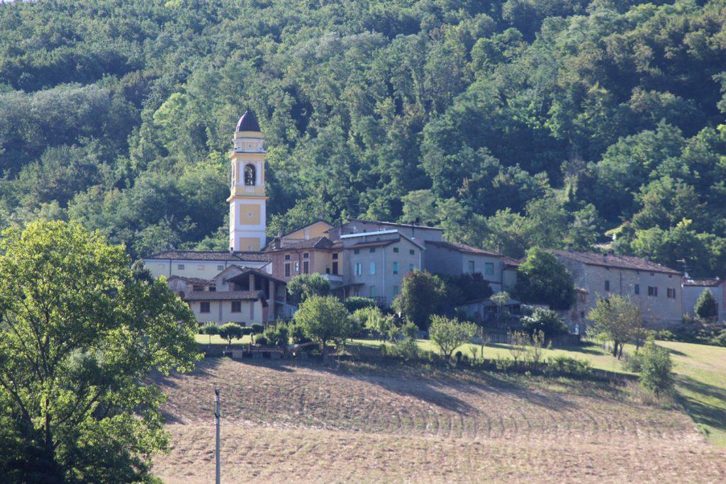 Von Mailand nach Pisa mit dem Rad - 1. Teil: Von Mailand entlang der Trebbia nach Genua 2
