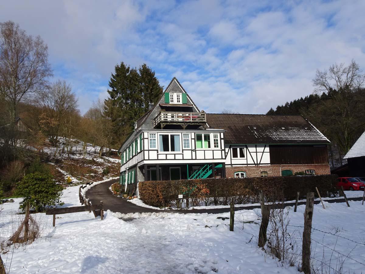 Eifgenbachweg Mühle