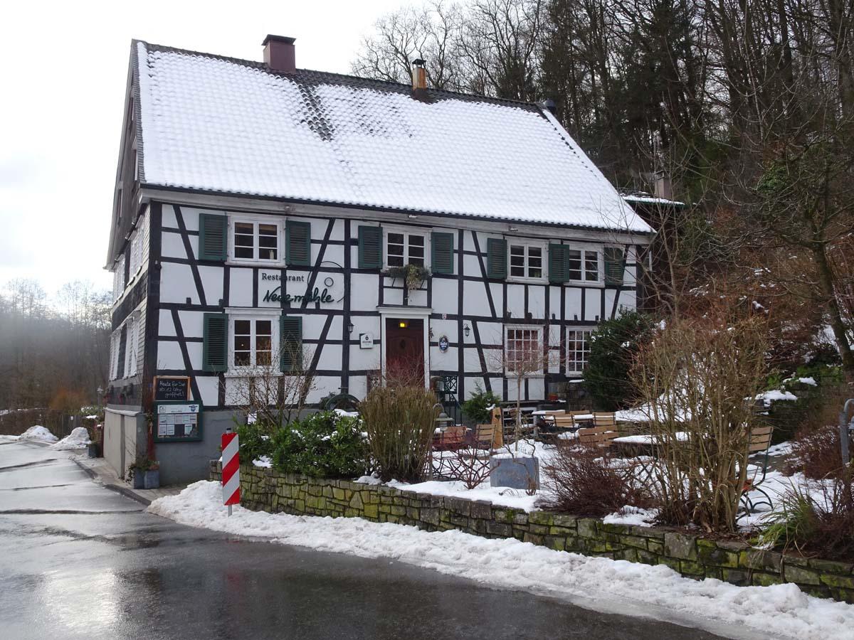 Eifgenbachweg Neue Mühle
