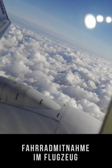 Fahrradmitnahme im Flugzeug