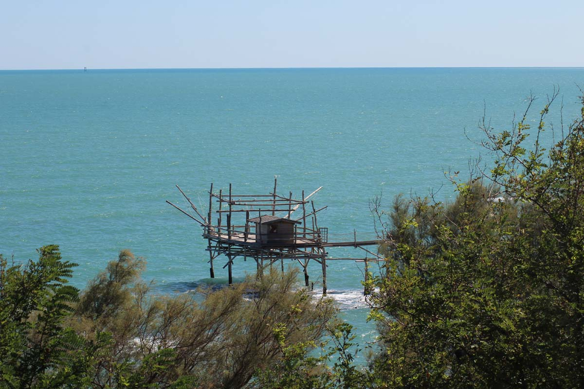 Mit dem Fahrrad kreuz und quer durch Italien – Die Abruzzen 2