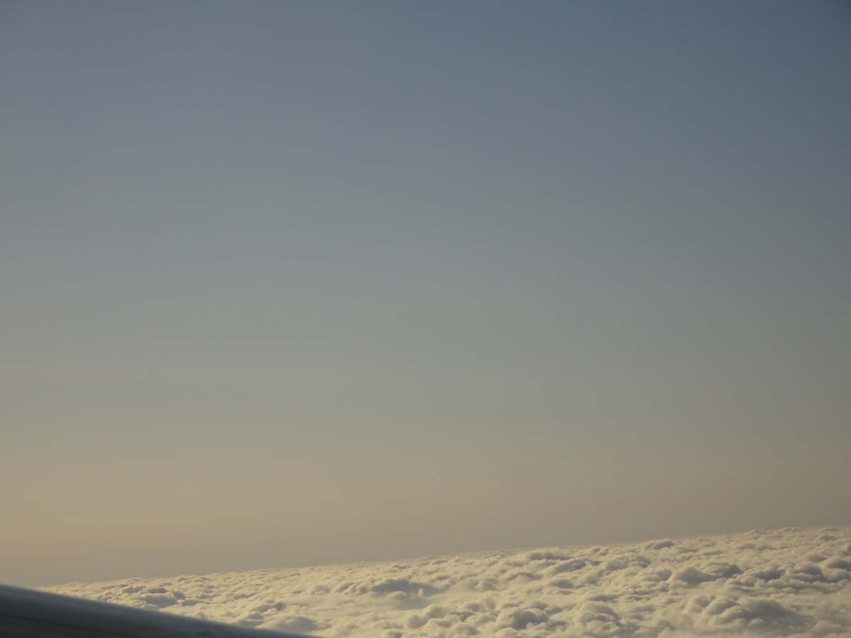 Flug nach Palma
