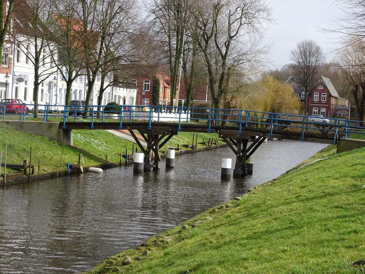 Friedrichstadt Brücke