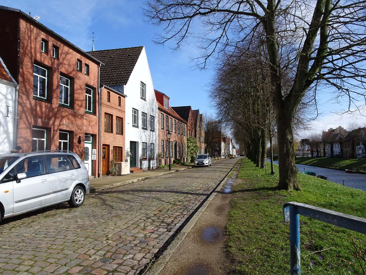 Friedrichstadt Gasse
