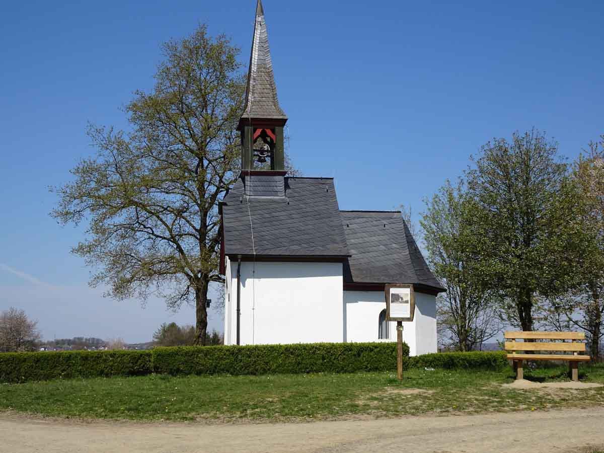 Böllweg Germana Kapelle