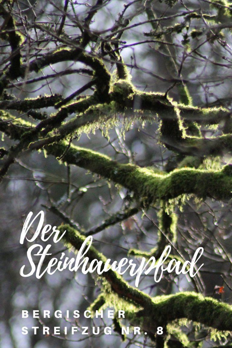 Der Steinhauerpfad #Bergischer Streifzug Nr.8