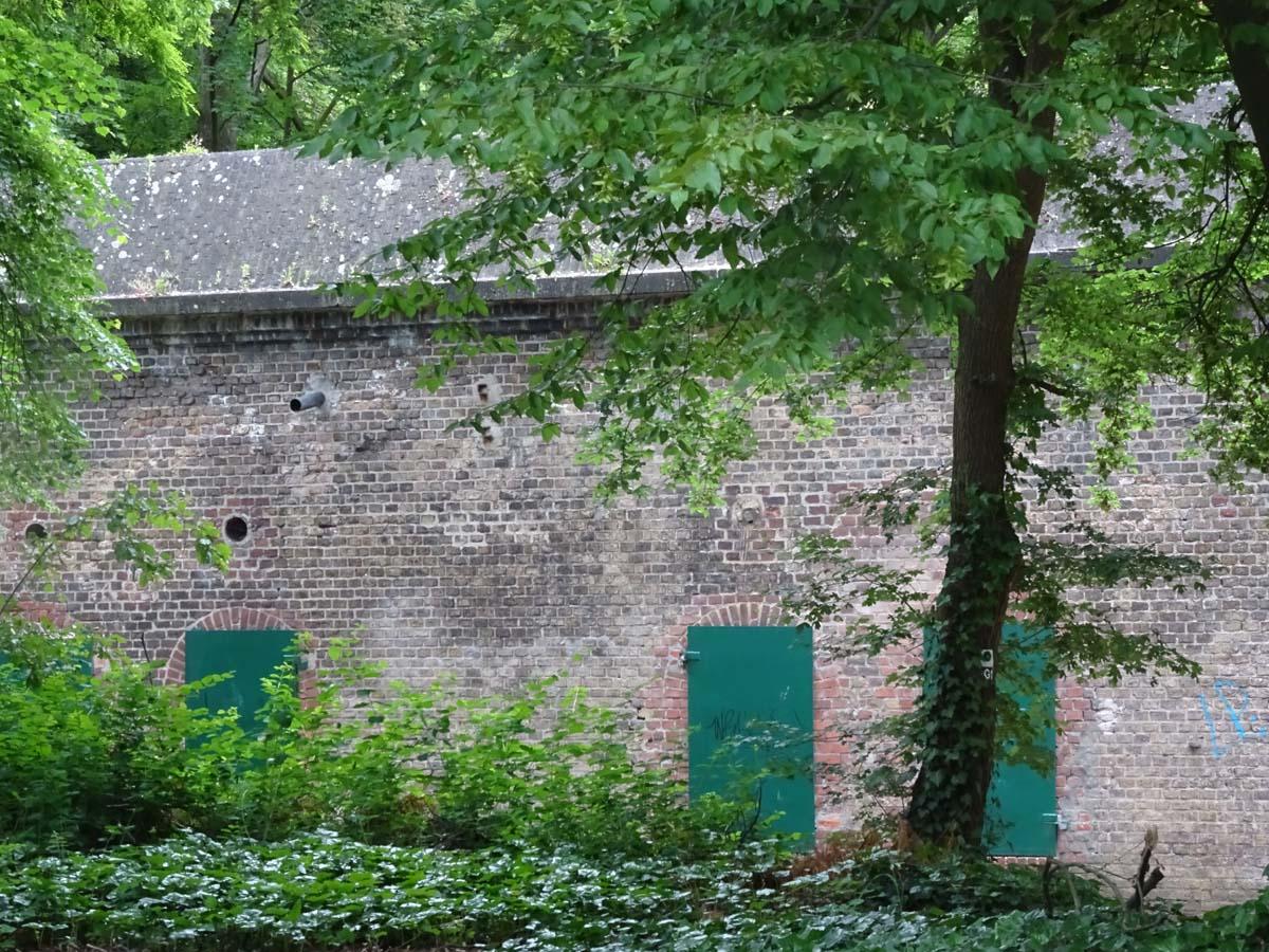 Radfahren in der  grünen Seele Kölns 1