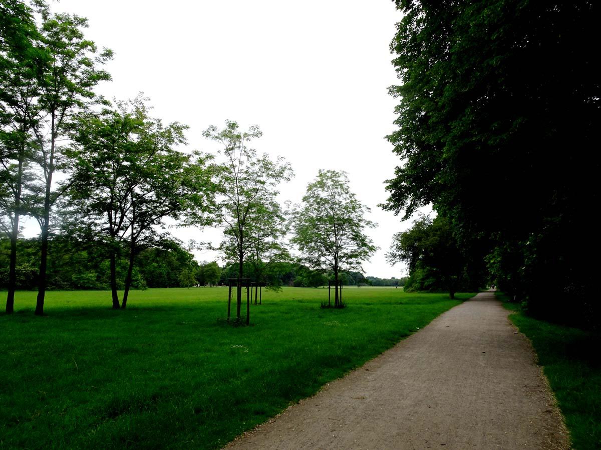 Radfahren in der  grünen Seele Kölns 2