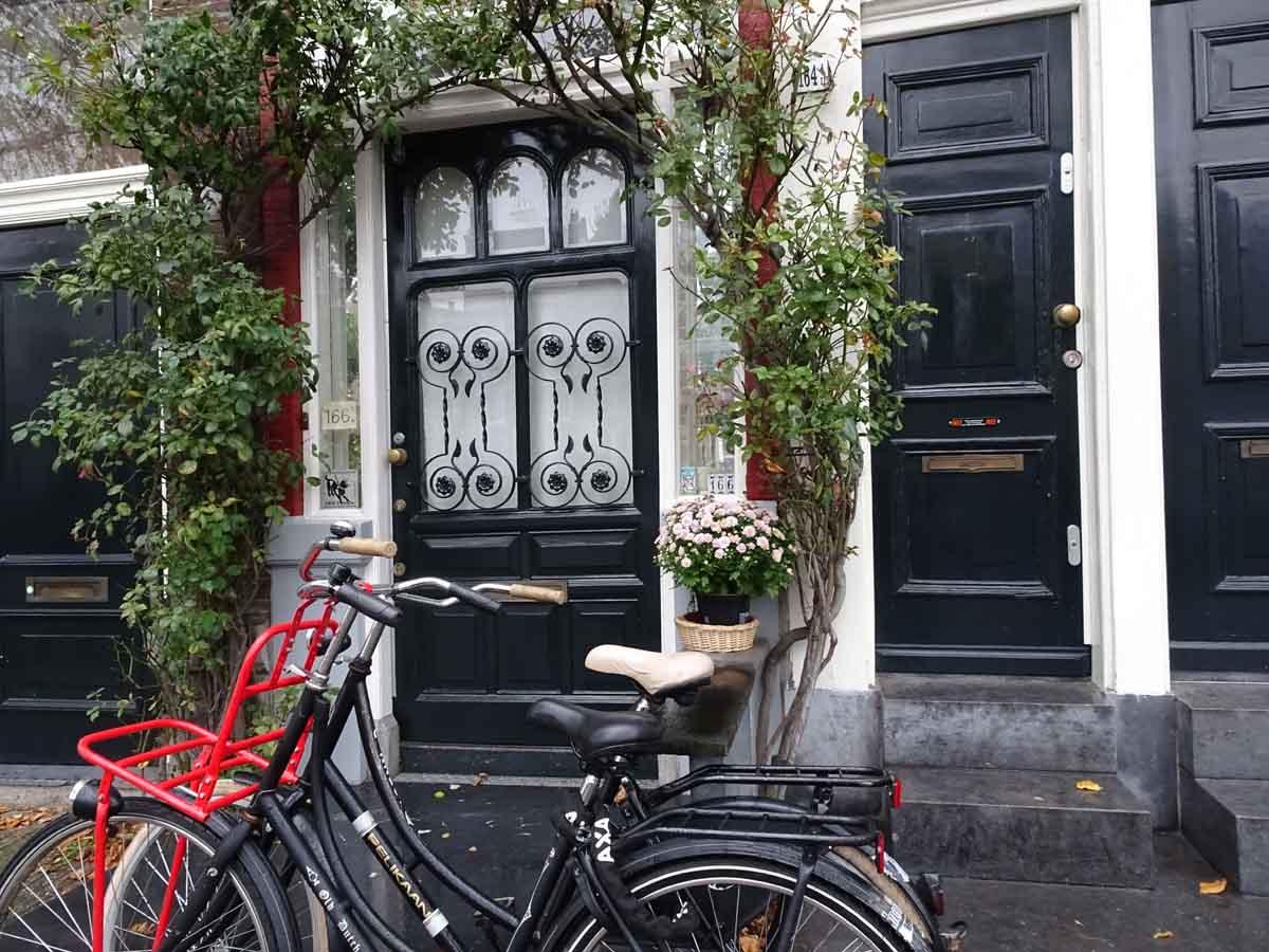 Wohnhaus im Grachtenviertel