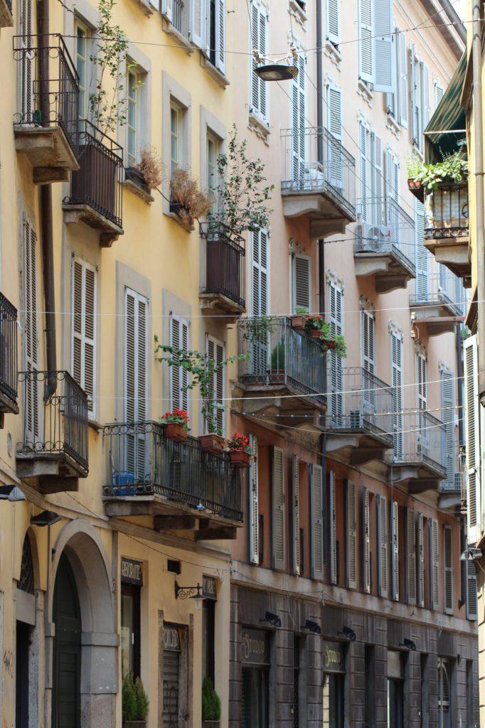 Straße Italien