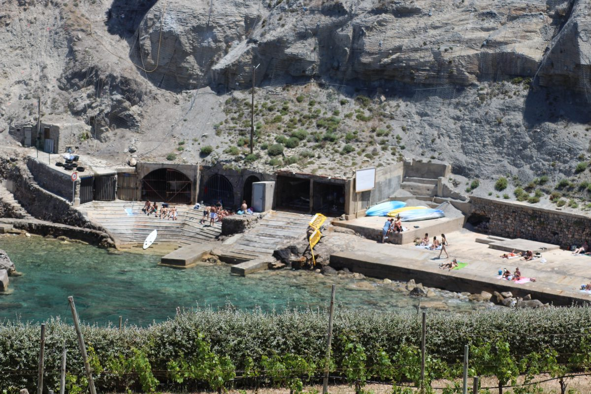 Bad von Banyalbufar