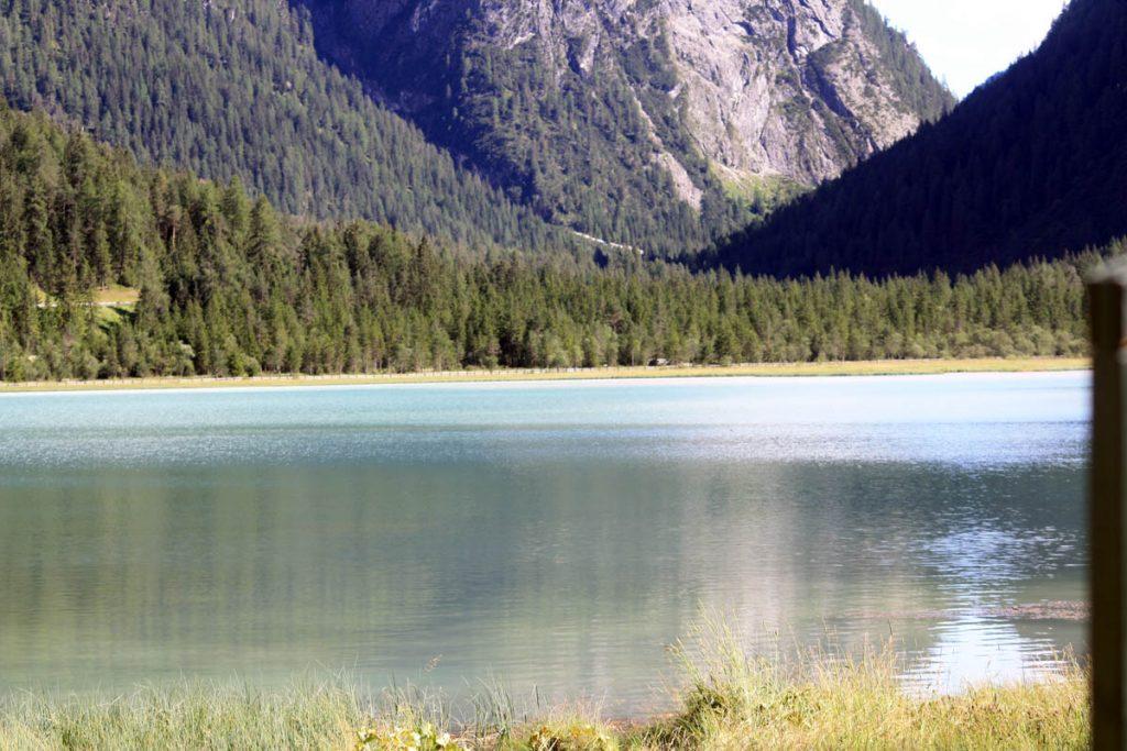 Dolomitenradweg Dürrer See